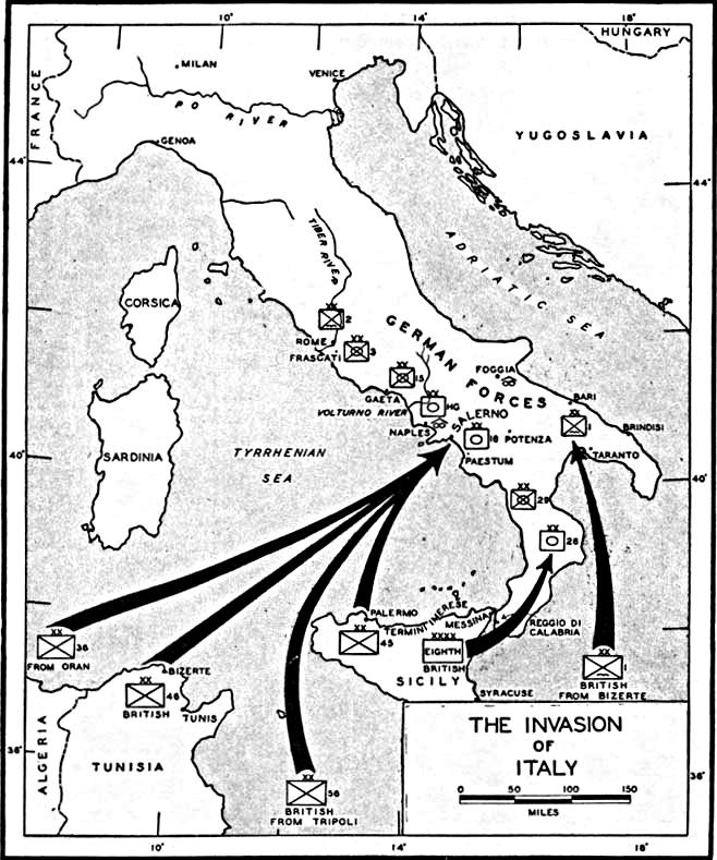 Invasionofitaly1943